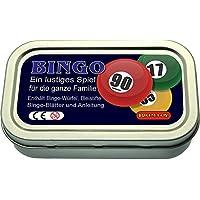 Bingo-Reisespiel
