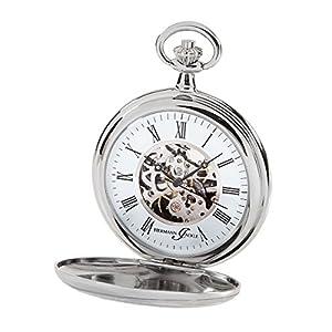 Hermann-Jckle-Bayreuth-Skelett-Taschenuhr-mit-Handaufzug-31-913-incl-Kette-Uhrenbox