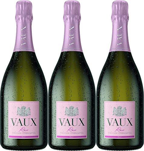 Schloss-Vaux-VAUX-Ros-Sekt-2015-Brut-herb-3-x-075-l