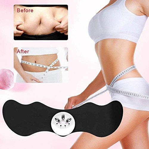 Arvin87Lyly Gewichtsverlust Bauch Patch Gürtel Bein Abnehmen Patch Wirbelsäule Massage Patch FettVerbrennung Bauchfett Weg Aufkleber Magnete Stück Schlankheitspflaster Abnehmen Entgiftung