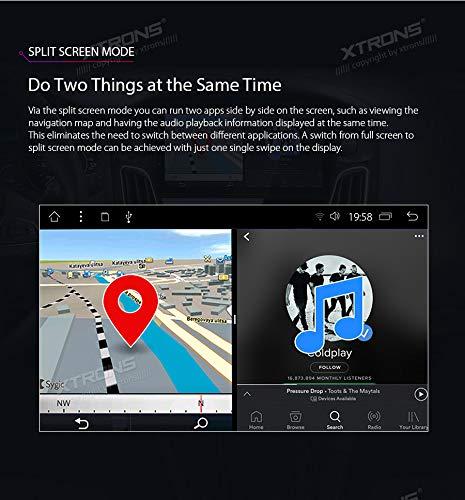 XTRONS-9-Auto-Touchscreen-Autoradio-Auto-Multimedia-Player-mit-Android-81-Octa-Core-unterstzt-4K-Video-WiFi-4G-Bluetooth-2GB-RAM-32GB-ROM-DAB-OBD2-TPMS-FR-Ford-Focus-MK3-2012-2017
