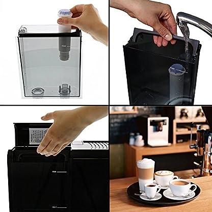 Melitta-Kaffeevollautomat-Caffeo-Barista-T-F730-201-One-Touch-Funktion-LCD-Display