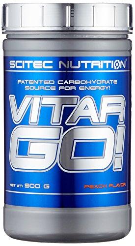 Scitec Nutrition Vitargo Pfirsich, 1er Pack (1 x 900 g)