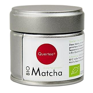 Quertee-Japan-Original-Bio-Matcha-Tee-Premiumqualitt-fr-den-Trinkgenuss-1er-Pack-1-x-30-g