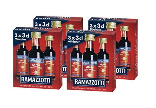 Ramazzotti-Amaro–Der-italienische-Digestif-mit-33-verschiedenen-Krutern–Absacker-mit-perfekter-bittersen-Note–4-x-3-x-003-L