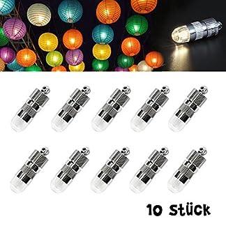 Warmwei-Mini-LED-Ballons-Lichter-Beleuchtung-fr-Papierlaterne-Lampions-Weihnacht-Party-Feier-Blumendekoration-HochzeitNicht-blinkend-WasserdichtEnergieklasse-A