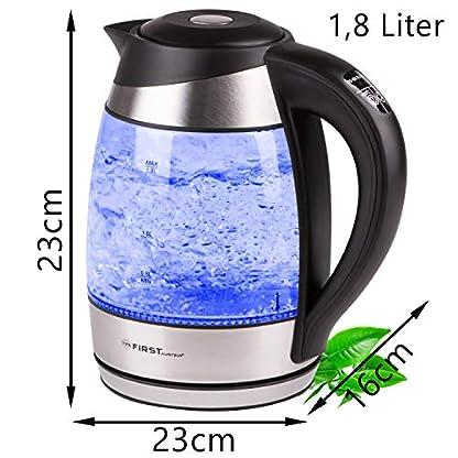 TZS-First-Austria-18L-Edelstahl-Glaswasserkocher-mit-Temperatureinstellung-und-Kalk-Filter-Wasserkocher-LED-Beleuchtung-Farbe-je-nach-Temperaturwahl-40-60-70-90-100-C-2-Std-Warmhaltefunktion
