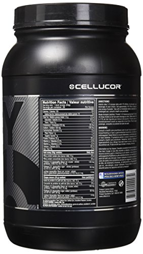 Cellucor Cor Performance Whey Protein Vanilla, 1er Pack (1 x 908 g)