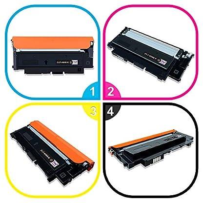 HaloFox-Tonerkartuschen-CLT-406S-fr-Samsung-CLP-365W-CLX-3300-CLX-3305-CLX-3305FN-CLP-360-CLP-360N-CLP-360ND-CLP-365-CLX-3305FW-CLX-3305W-Drucker