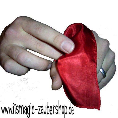 Vanishing-Silk-Verschwindendes-Tuch-zaubern-Genialer-Zaubertrick-Zaubertricks