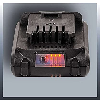 Einhell-Akku-Bohrschrauber-TC-CD-18-2-Li-Lithium-Ionen-18V-2-Gang-Getriebe-Spindelarretierung-181-Drehmomenteinstellungen-inkl-LED-Licht