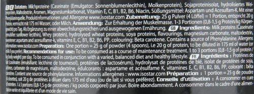 Isostar Powerplay High Protein 90 Vanille 750g, 1er Pack (1 x 750 g)