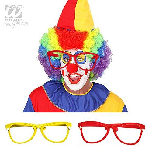 XXL-Clowns-Brille