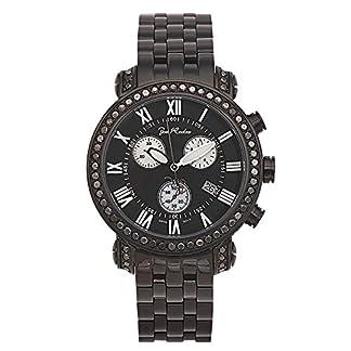 Joe-Rodeo-Diamant-Herren-Uhr-CLASSIC-schwarz-6-ctw