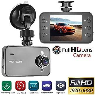 HD-Dashcam-Fahraufnahme-Autokamera-Nachtsicht-Auto-Dash-Camera