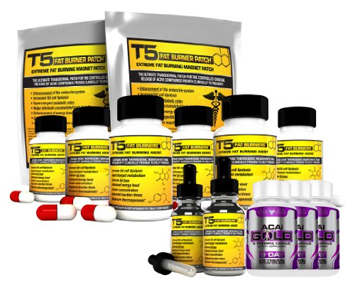 Ultimate T5 Fat Burners Transformation Mega Pack : Satisfaction Guaranteed!