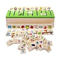 F-Fityle-Montessori-Holz-Steckspiel-Sortierspiel-Kinderspiele-Kinder-Spiele-Spielzeug