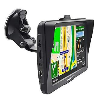 AWESAFE-Auto-Navigation-GPS-7-Zoll-Touchscreen-Navigationsgert-Navigationsystem-mit-Lebenslangen-Kostenlosen-Kartenupdates-fr-Taxi-Kfz-LKW-PKW-in-52-Lndern-