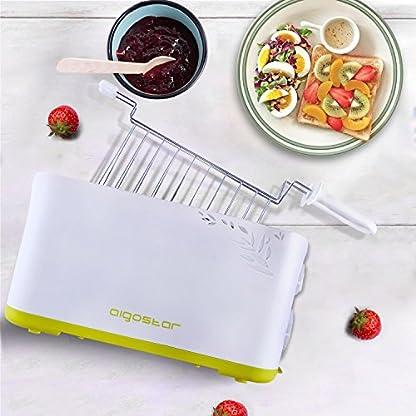 Aigostar-Morning-30HIN-Toaster-750W-2-Scheibe-mit-einstellbarer-Temperaturregelung-BPA-frei-Exklusives-Design