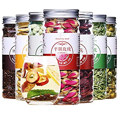 Chinesischer-Krutertee-Blumenfrchtetee-Rosentee-Goldene-Seidenchrysantheme-Abgefllt-Neuer-Dufttee-Gesundheitspflege-Blumentee-Gesundes-grnes-Essen
