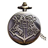 TheOkado-Taschenuhr-Harry-Potter-Hogwarts