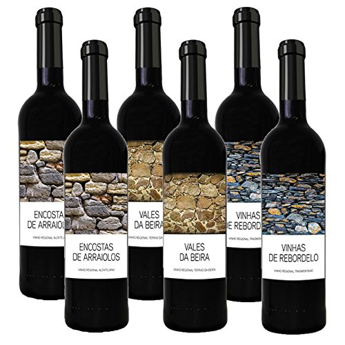 Probierpaket-Muros-de-Portugal-Rotwein-6x-075-l