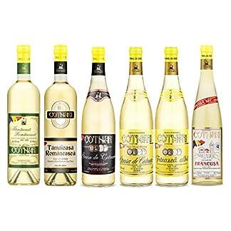 Cotnari-Weinpaket-verschiedene-Weiweine-6-x-075-L-Rumnische-Qualittsweine