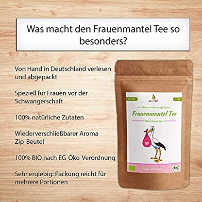 JoviTea-Frauenmanteltee-Parent