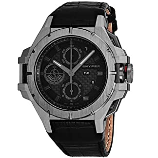 Snyper-Herren-Armbanduhr-44mm-Armband-Kalbsleder-Schweizer-Automatik-5090000