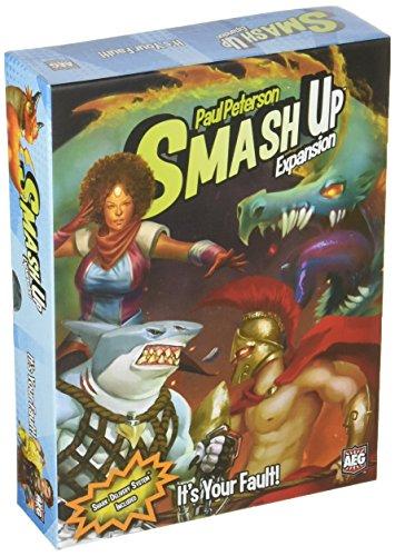 Alderac-Entertainment-ALD05509-Brettspiel-Smash-Up-Its-Your-Fault