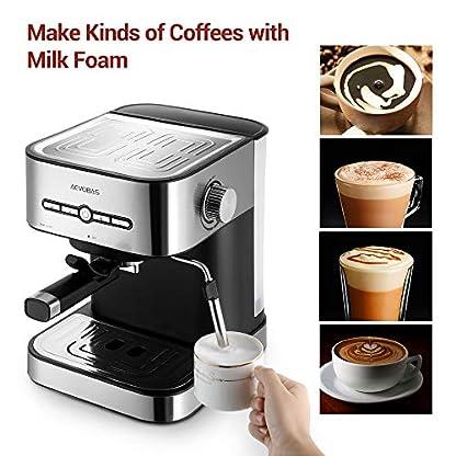 AEVOBAS-Kaffeemaschine