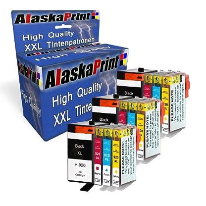 Druckerpatronen-kompatibel-fr-hp-920xl-920-XL-fr-HP-Officejet-6000-6500-7000-7500-7500A-6500A-Plus-E709-Tinte-Drucker-Patrone-mit-Chip-und-Fllstandsanzeige
