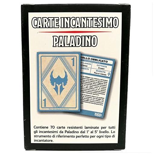 Enchantment-Cards-DD-Paladin-5ED-ITALIAN