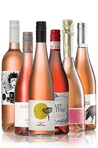 GEILE-WEINE-Weinpaket-ROS-6-x-075-Rosweine-im-Probierpaket-von-Winzern-aus-Deutschland-sterreich-Italien-und-Sdafrika