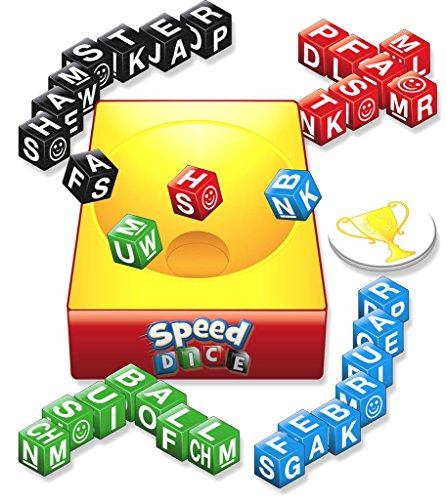AMIGO-Familienspiel-Speed-Dice