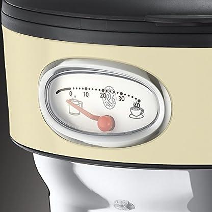 Russell-Hobbs-Retro-Vintage-Cream-21682-56-Toaster-1300-W-mit-stylischer-Countdown-Anzeige-Schnell-Toast-Technologie
