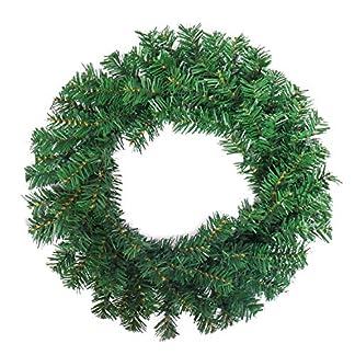 Aufun-PVC-Weihnachtskranz-fr-tr-deko-auen-Weihnachtsdeko-Trkranz-Weihnachten-Garland