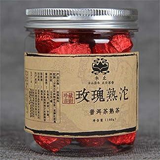 Yunnan-Rose-Puerh-Tee-100g-022LBKonserven-Rose-Puer-Pu-er-reifer-Tee-Bio-Tee-Puer-Tee-Schwarzer-Tee-Puer-Tee-Chinesischer-Tee-Pu-er-Tee-gesundes-Essen-Pu-erh-Tee-Pu-Erh-Tee-gekochter-Tee-roter-Tee