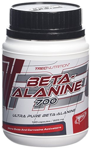 TREC NUTRITION Beta Alanine, 1er Pack (1 x 120 Kapseln)