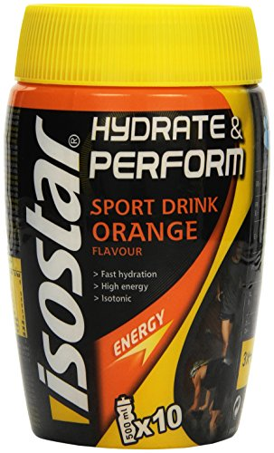 Isostar Hydrate & Perform Orange 400g Dose