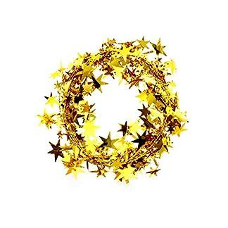 BJJH5M-glnzende-Weihnachten-Lametta-Girlanden-Krnze-Dekoration-Gold-Lametta-Sterne-Dekor-fr-Festivals-Party-Weihnachten-Haus