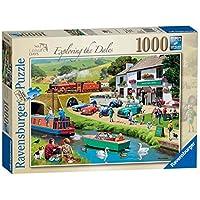 Ravensburger-Freizeittage-No2-Explore-The-Dales-1000-Teile-Puzzle