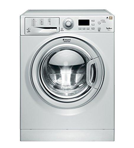 Hotpoint-WMG-722S-EU-freistehend-Frontlader-6-kg-1200RPM-A-Silber-Waschmaschine