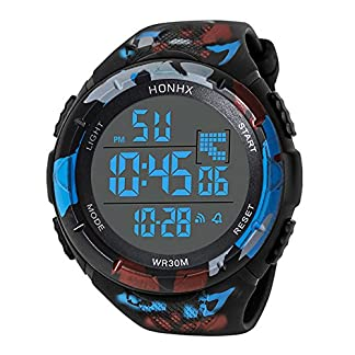 analog-uhren-herren-Luxus-Analog-Digital-Military-Camouflage-Sport-LED-wasserdichte-Armbanduhr