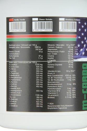 BBGenics HWG Heavy Weight Gainer, Vanille, 1000g Dose, SP-KH0211