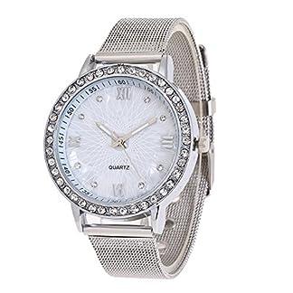 Armbanduhr-Damen-erthome-Frauen-Crystal-Bright-Strass-Rom-Digital-Netzwerkuhr-Quarzuhr-Geschenk-Uhren