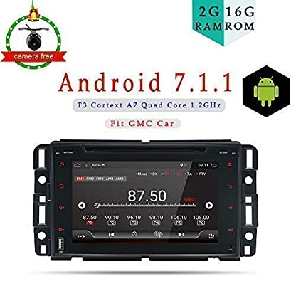178-cm-Android-71-Auto-Stereo-DVD-Player-fr-GMC-Chevy-Silverado-1500-2012-GMC-Sierra-2011-2010-178-cm-Quad-Core-Double-Din-in-Dash-Touchscreen-FMAM-Radio-Empfnger-Navigation-mit-Kamera-CANBUS