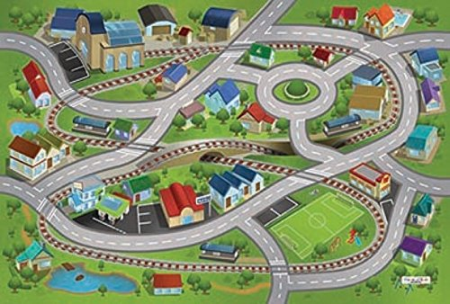 House-Of-Kids-11745-e2-100-x-150-cm-Zge-Station-Play-Matte