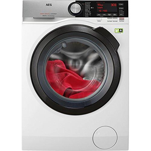 AEG-L8FS86699–Stand-ladung-9-kg-vorne-9-kg-A-Schwarz-Wei–Waschmaschine-unabhngig-Ladung-vorne-schwarz-wei-Knpfe-drehbar-Touchscreen-links-LED