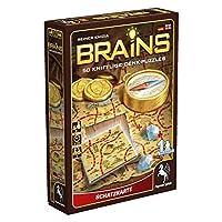 Pegasus-Spiele-18131G-Brains-Schatzkarte